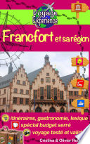 illustration Francfort et sa région