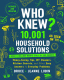 download ebook who knew? 10,001 household solutions pdf epub