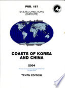 Prostar Sailing Directions 2004 Korea & China Enroute