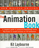 The Animation Book book