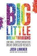 Big Little Breakthroughs Book