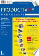 Productivity Management 2/2013 - Kundenzufriedenheit
