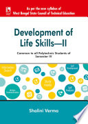 Development of Life Skills II