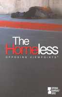 The Homeless The Causes Of The Condition