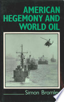 Ebook American Hegemony and World Oil Epub Simon Bromley Apps Read Mobile