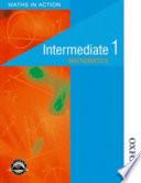Intermediate 1 Mathematics book