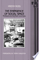 The Emergence of Social Space