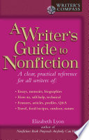 Writer s Guide to Nonfiction