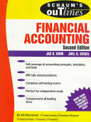 Schaum s Outline of Financial Accounting 2 Ed
