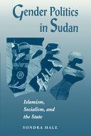 Ebook Gender Politics in Sudan Epub Sondra Hale Apps Read Mobile