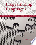 Programming Languages  Principles and Practices