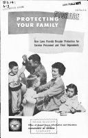 Protecting Your Family  New Laws Provide Broader Protection for Service Personnel and Their Dependents Book PDF