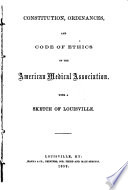 Constitution, Ordinances, and Code of Ethics
