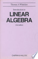 Introduction to Linear Algebra  2nd edition