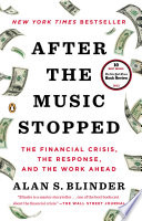 After the Music Stopped Most Clear Eyed Economic Thinkers Offers