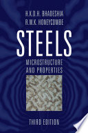 Steels  Microstructure and Properties