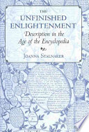 The Unfinished Enlightenment