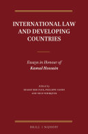 International Law and Developing Countries