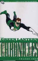 The Green Lantern Chronicles