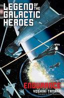 download ebook legend of the galactic heroes, vol. 3: endurance pdf epub