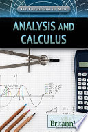 Analysis and Calculus