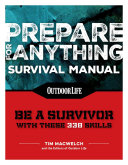 Prepare for Anything (Paperback Edition)