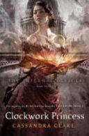 Clockwork Princess Book Cover
