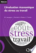 L   valuation   conomique du stress au travail