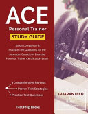 Ace Personal Trainer Manual   Study Guide