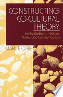 Constructing Co Cultural Theory