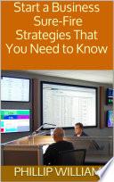 Start A Business book