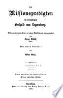 Die Missionspredigten des Franziskaners Berthold von Regensburg