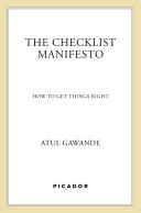 download ebook the checklist manifesto pdf epub