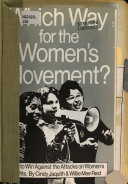 Which Way for the Women s Movement  Book PDF