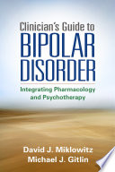 Clinician s Guide to Bipolar Disorder