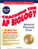 Cracking the Ap Biology