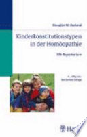 Kinderkonstitutionstypen in der Homöopathie