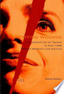 Writing Wounds