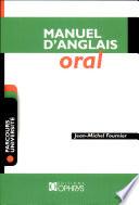 Manuel d anglais oral