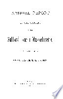 Annual Report Of The Trustees Of The Soldiers Home In Massachusetts At Chelsea