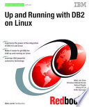 Up And Running With Db2 On Linux