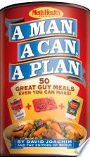 A Man  A Can  A Plan