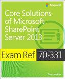 Exam Ref 70 331