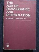 The Age of Renaissance and Reformation