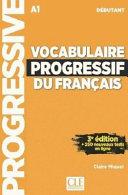 Vocabulaire progressif du français: A1 débutant