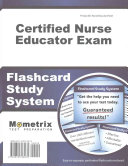 Certified Nurse Educator Exam Flashcard Study System