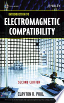 Introduction To Electromagnetic Compatibility book