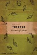 Ascoltare gli alberi Book Cover
