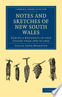 Notes And Sketches Of New South Wales : life in australian society and...
