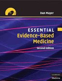 Essential Evidence based Medicine with CD ROM